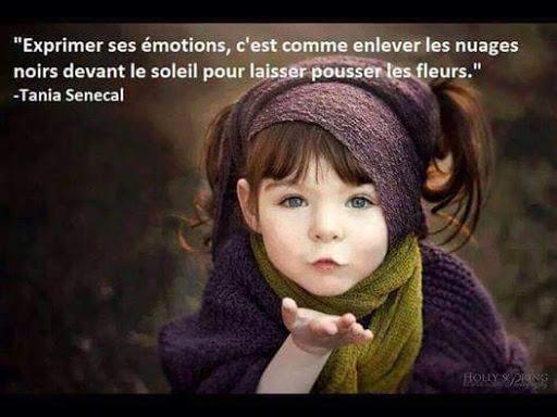 L'importance d'exprimer ses émotions