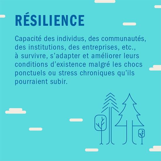 Les clefs de la résilience