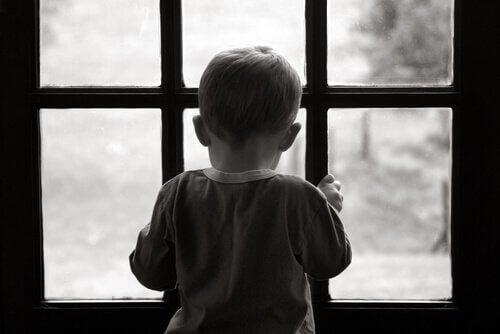 Une enfance difficile